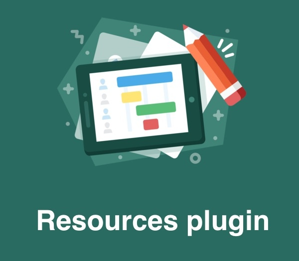 Resources Plugin - 25% off discount